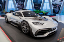 Mercedes-AMG Project One концепт