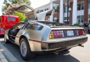 1981 Delorean DMC-12 в Мэтьюз, Северная Каролина