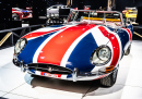 Jaguar E Type 1967г в Брюсселе